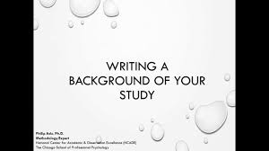 research page title paper your