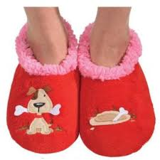 Snoozies Size Chart Snoozies Fox Indoor Slippers Toddler Little Kids
