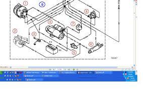 i replaced the starter in my 4 3l v6 mercruiser engine mercruiser 4.3 wiring diagram at 4 3 Mercruiser Wiring Diagram