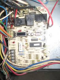 carrier furnace fan runs continuously no heat doityourself com photo of the switch this is the one i checked earlier and discovered was an automatic reset also i m attaching a photo of my pcb
