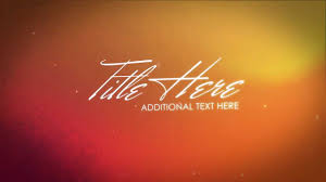 free after effects templates free after effects template basic text transitions youtube
