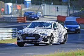 2018 audi parts. Interesting Parts 2018 Audi S7 Laps Nurburgring  On Audi Parts