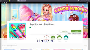 play candy makeup sweet salon on mac and pc