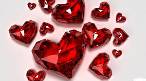 love wallpapers for desktop 3d. Wonderful For 3d Love Hearts Diamond Desktop Wallpaper On Wallpapers For T