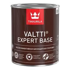 Грунтовка - <b>антисептик Tikkurila Valtti Expert</b> Base 0,9 л. — купить ...