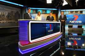 Seven News Brisbane — Iceworks Design