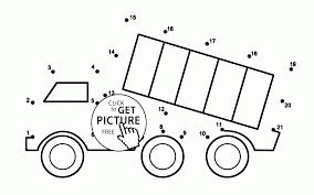 Kids Dot To Dot Printables Free Kids Connect The Dots Dot To Dot