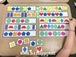 2d Shapes Anchor Chart School Is A Happy Place You Better Shape Up Activities For