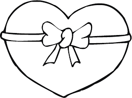 Heart Coloring Pages Free Online Printable