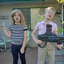 "Brock Wilbur on Twitter: ""random kids going as st. louis gun couple for  halloween is peak 2020… """