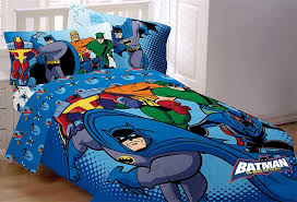 Superhero Twin Bedding