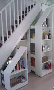 Explore Under Stair Storage Hidden And More Closet Basement Stairs Space  Building Excellent Ideas Photo Design.