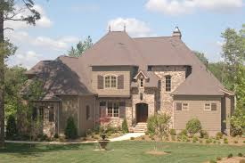 127 1055 french home plans color photo