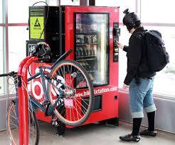 Bike Repair Vending Machine Awesome Bike Fixtation Bike Repair Vending Machine And Tools Bikes