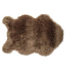 faux fur rug aldi specials sheepskin rug