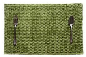 Crochet Placemat Patterns