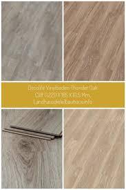 Fußbodenpflegemittel für böden ohne textilen belag. Decolife Vinylboden Thunder Oak Cliff 1 220 X 185 X 10 5 Mm Landhausdiele Bauhaus Info Bodenbelag Kork Vinylboden Vinyl Bodenbelag Pvc Laminat