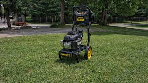 how to use a pressure washer a guide