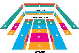Benaroya Seating Chart Seattle Choruses Seating Charts