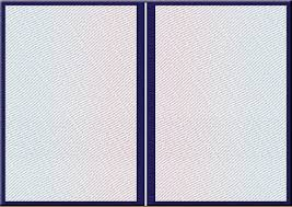 обложка стандартная для диплома о высшем образовании  Твердая обложка стандартная для диплома о высшем образовании установленный образец
