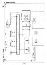 no cruise no brake lights 1993 2002 (2 5l) v6 mazda626 net forums 2000 mazda 626 stereo wiring harness at 2000 Mazda 626 Wiring Diagram