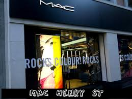 henry st and it s going to be a proper mac like the type you d see in the states for instance not just a concession crammed into a corner of a