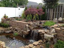 53 backyard garden waterfalls pictures