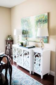 dining room chests. client project: a light and airy open concept space dining room chests e