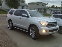 2008 Toyota Sequoia - Information and photos - ZombieDrive