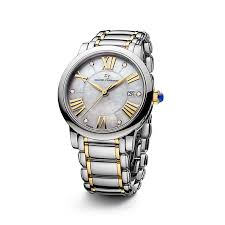 designer watches for women david yurman classic 38mm stainless steel and 18k gold quartz watch diamond markers