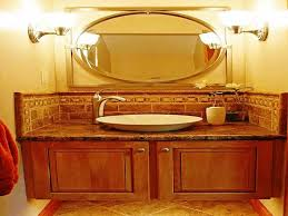 Oval Bathroom Mirrors House Decorations