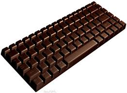 Cool office supplies Stationery Chocolate Computer Keyboard The chocolator Cool Office Supplies Amazoncom See Fun Easter Candy In The Shape Of Cool Office Suppliesoffice Ink