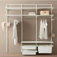 Go to clothes storage system