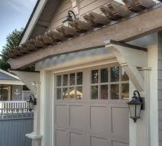 craftsman style garage doorscarriagestylegaragedoorsSpacesCraftsmanwithnone