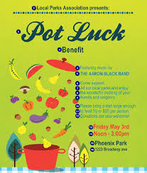 Potluck Flyer Template Free Office 001 Coloring Sheets