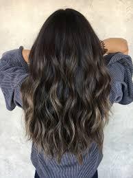 Dark Hair With Light Brown Streaks Light Brown Streaks In Black Hair Pogot Bietthunghiduong Co