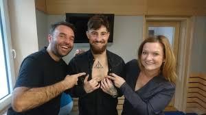 Exkluzivně Fotbalista Lukáš Vácha Ukázal Nové Tetování Neuvěříte