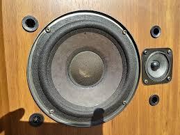 bose 401. bose 401 direct/reflecting speaker pair original blonde