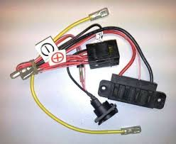 rascal liteway 4 battery box wiring loom liteway 4