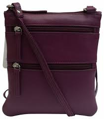 leather womens buckets bag shoulder handbags drawstring bags cross pur for