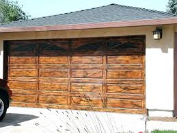 faux wood grain garage door painting faux wood paint painting techniques for walls painted front door faux wood grain garage door painting