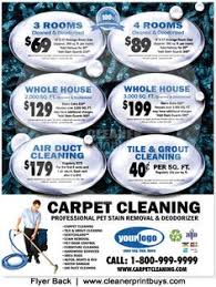 carpet cleaning flyer small business spotlight carpet care specialist and disaster