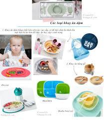 Tổng hợp] Dụng cụ ăn dặm cho bé mẹ cần chuẩn bị - Shop Vinaquick