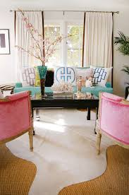vintage style decor how to pink antique chairs cow hide rug sisal rug  better decorating bible