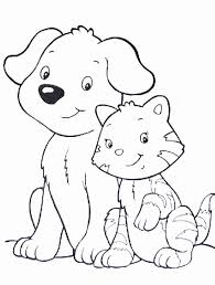 Printable Coloring Pages Kittens Cute Cats Coloring Pages Cat Sheets