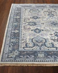 traditional 8 ft round rug