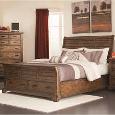 bedroom furniture albany ny. Plain Albany Coaster Furniture Elk Grove 203891KE King Sleigh Bed With Storage For Bedroom Albany Ny D