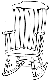 chair drawing. chair : comfy drawing how to draw a simple cartoon in only