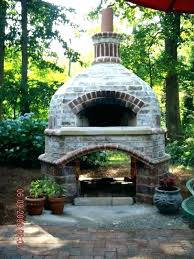 outdoor fireplace with pizza oven plans fireplace pizza oven combo outdoor fireplace with pizza oven plans