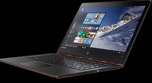 the yoga 900 runs windows 10 home and doesn t feature dedicated graphics it s aimed primarily at lifestyle users rather than professionals